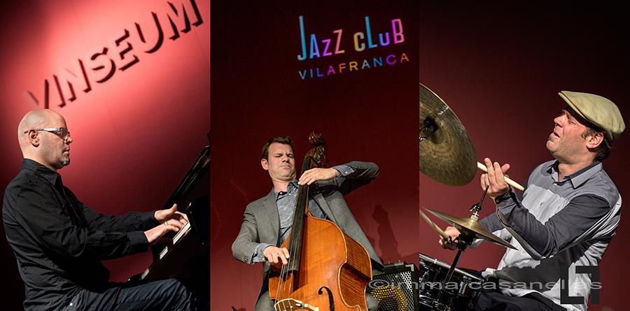 Michael Arbenz, Thomas Lähns i Florian Arbenz, Auditori de Vinseum, Vilafranca del Penedès, 15 de juny de 2019
