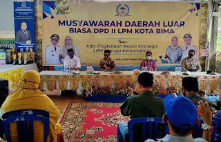 Abdul Syukur Nilai Musdalub LPM yang Dihadiri Walikota Bima, Cacat Hukum