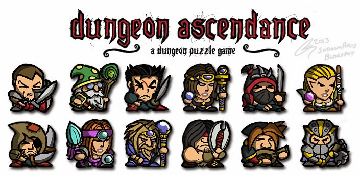 dungeon ascendance play store cover
