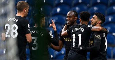ملخص واهداف مباراة وست هام وبيرنلي (2-1) الدوري الانجليزي