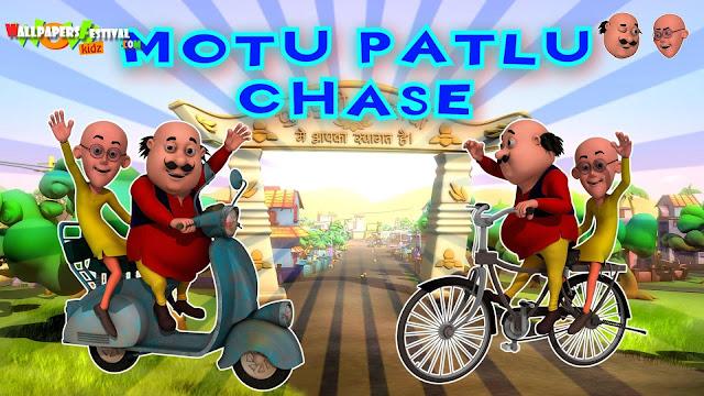 30+ Motu Patlu HD Wallpapers 1080p - Free HD Wallpapers