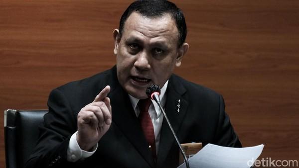 Ketua KPK: Hancurkan Korupsi Seperti Laten Komunis