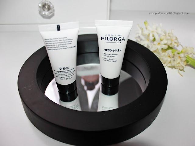 Filorga Meso Mask maska przeciwzmarszczkowym z efektem rozjaśniającym