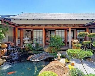 Interior Rumah Jepang Minimalis Tradisional