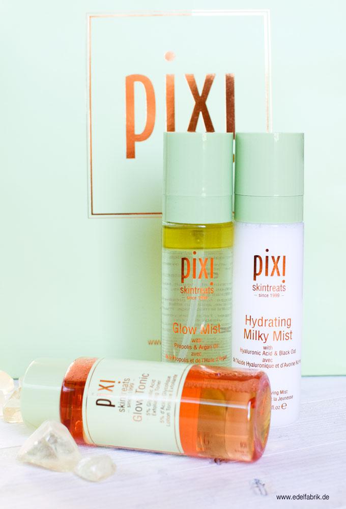 wie wirken die Produkte von Pixi by Petra