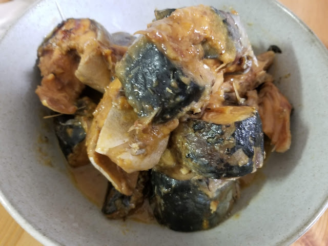 サバの味噌煮込みの画像