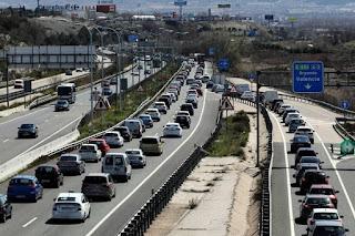 El parque automovilístico español crece un 8% en los últimos 5 años