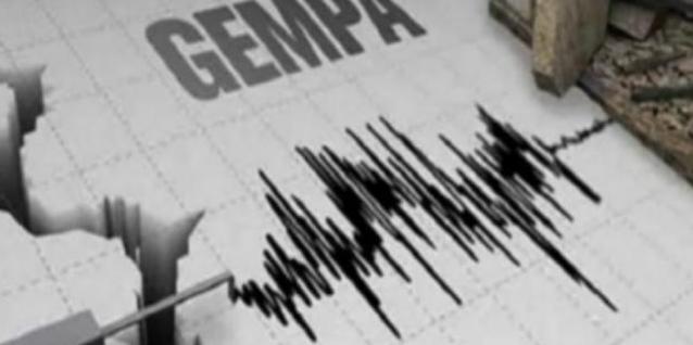 Gempa 7,1 MMI Guncang Melonguane Sulawesi Utara