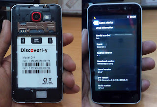 [Download] Discoveri-y D-4 Stock Firmware ROM Flash File