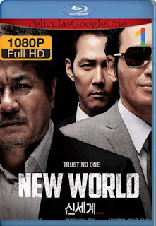 New World[2013] [1080p BRrip] [Latino- Coreano] [GoogleDrive] LaChapelHD