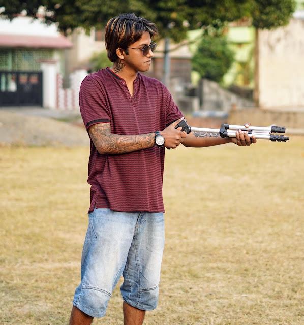 Sourajit Saha Photoshoot 4