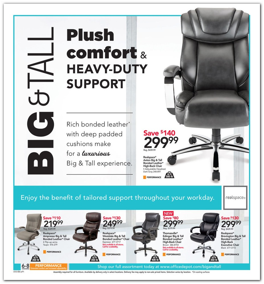 Office Depot® & Officemax® Black Friday 2019 page 7