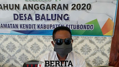 Salurkan BLT-DD Tahap II, Kades Balung Imbau Warga Penerima Tak Berikan Imbalan Pada Kerabat Desa