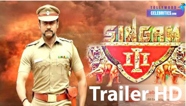 Singham 3 Movie Teaser Released !