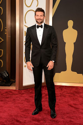 Oscars 2014 Bradley Cooper