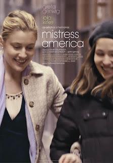 Cartel: Mistress America (2015)