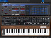 Arturia - Prophet V Screenshot 3