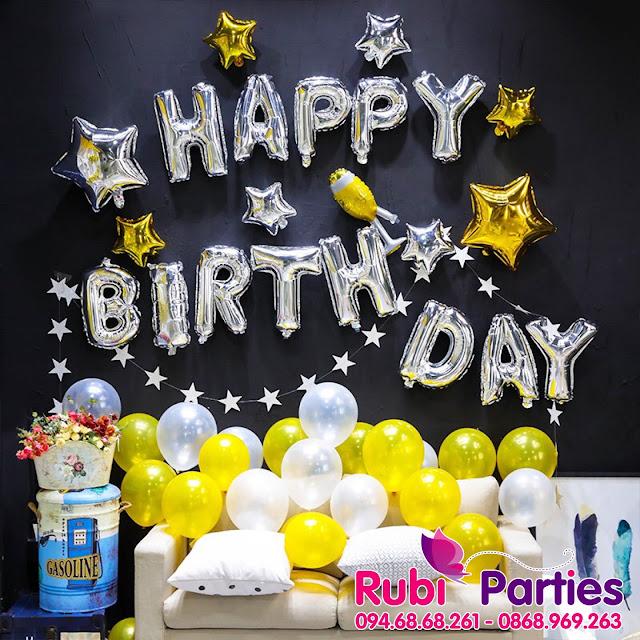 Bóng sinh nhật SBCB15