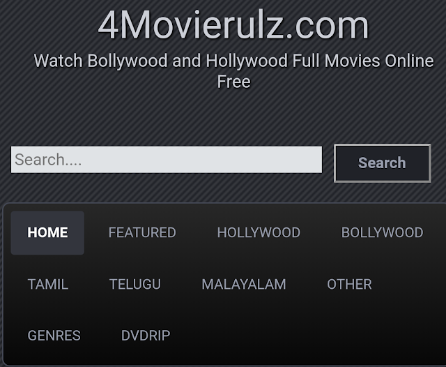 Movierulz 123 | Download Bollywood Telgu Dubbed Movies 2020