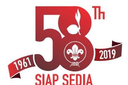 Download Logo Resmi Hari Pramuka Ke-58
