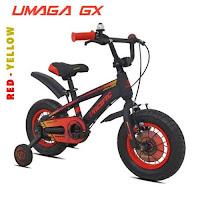 sepeda anak pacific umaga gx bmx