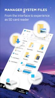 Computer launcher Win 10 theme v7.4 Mod APK