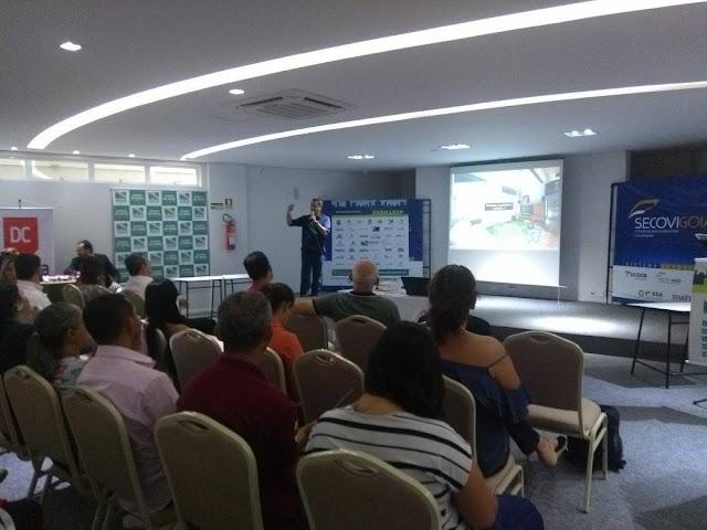 Ocorreu com sucesso o segundo Encontro Brasileiro de Síndicos e Síndicos Profissionais em Goiânia