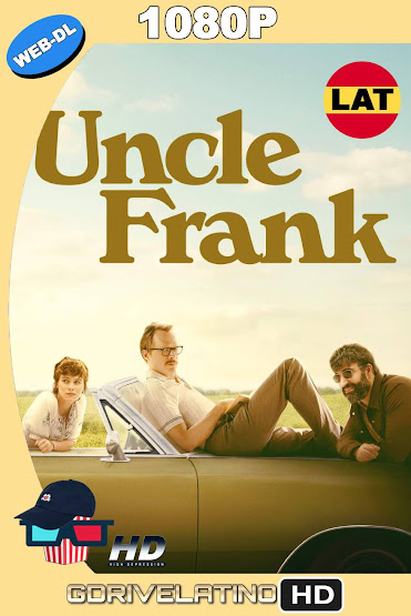 Uncle Frank (2020) AMZN WEB-DL 1080p Latino-Ingles MKV