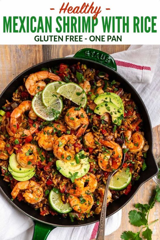 Mexican Shrimp
