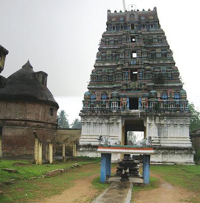 Palaivananathar Temple Papanasam Thanjavur