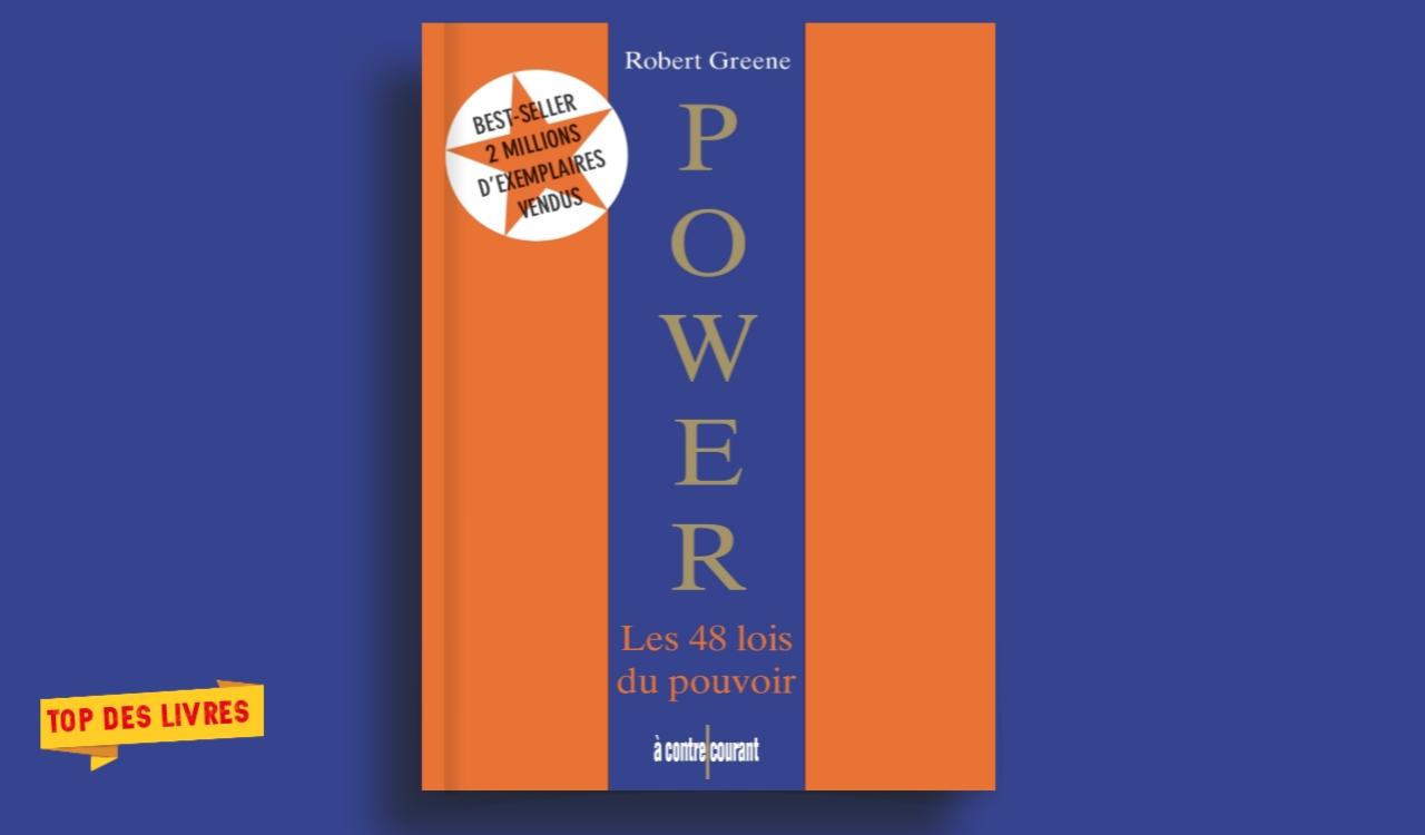 Télécharger : Power , les 48 lois du pouvoir en pdf