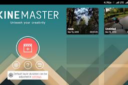 Download KineMaster Pro Full MOD Terbaru 2018
