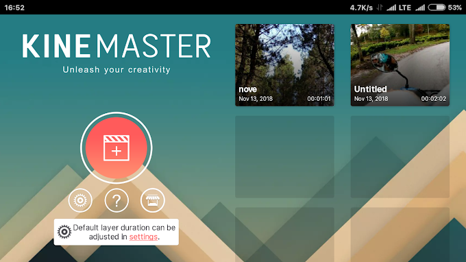 Download KineMaster Pro Full MOD Terbaru 2019
