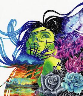 creativas-representaciones-de-pinturas-femeninas mujeres-pintadas-representaciones-artisticas