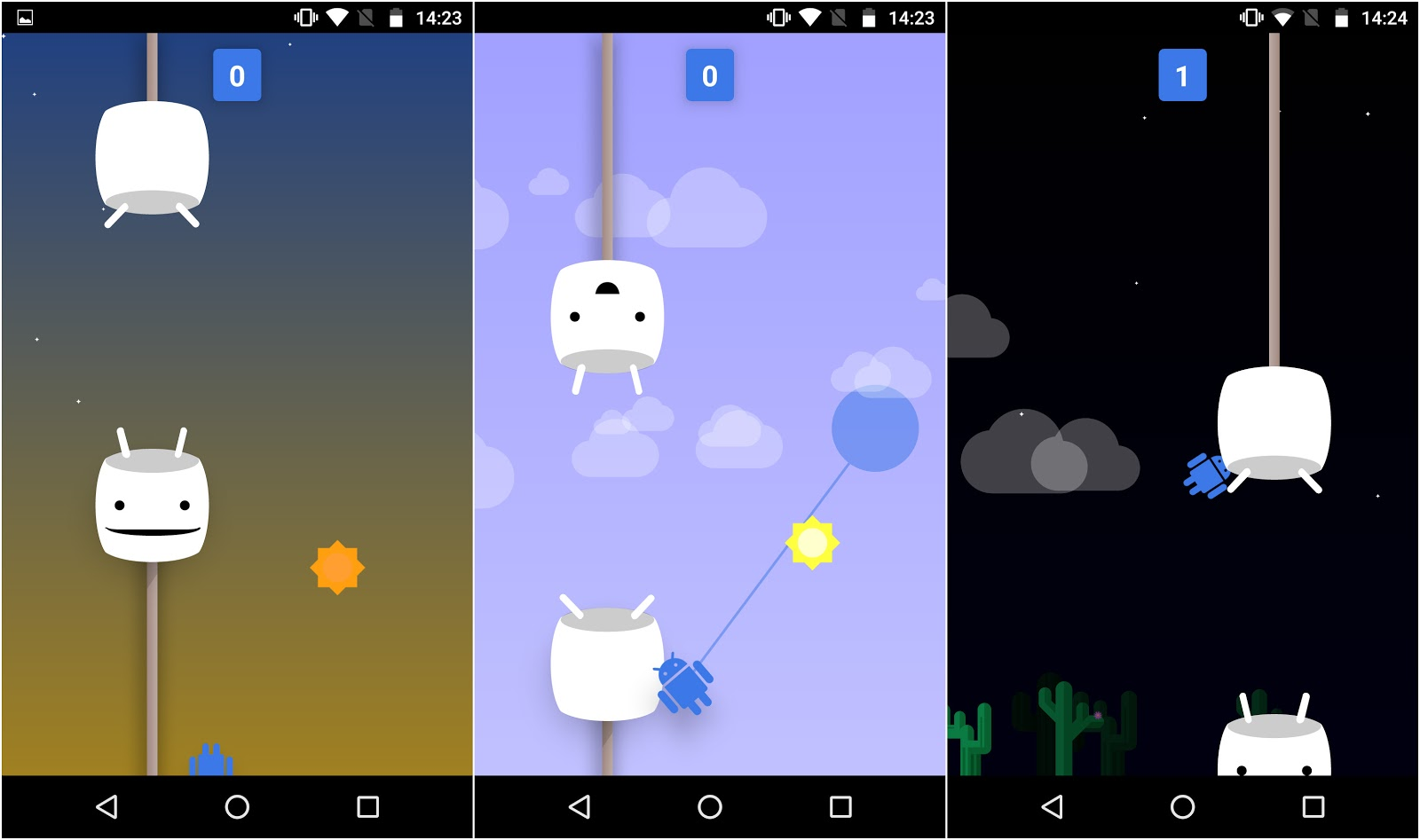 Secret android game