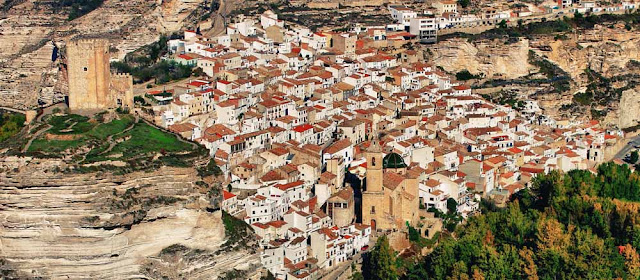 Alcalá del Júcar - Albacete - Castilla la Mancha