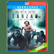 La leyenda de Tarzán (2016) 3D Half OU 1080p Audio Dual Latino-Ingles