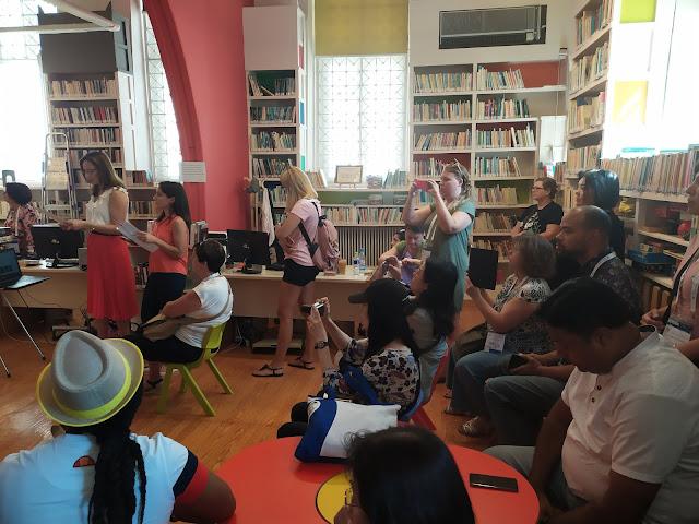 Βιβλιοθηκονόμοι και επιστήμονες πληροφόρησης στη Δημόσια Κεντρική Βιβλιοθήκη Ναυπλίου
