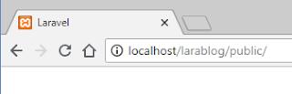 Cara Instal Laravel Terbaru