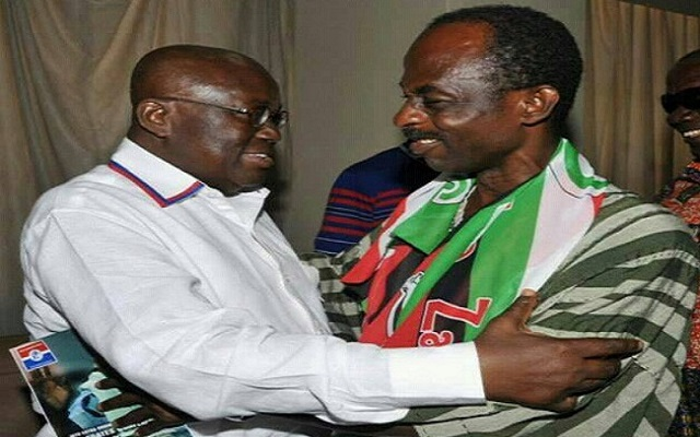 President Akufo-Addo is still a 'wee' smoker – Asiedu Nketia [Audio]