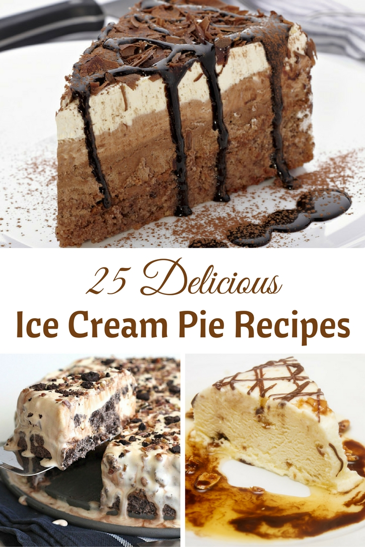 Best Pie Recipes The Best 25 Delicious And Easy Ice Cream Pie Recipes Shabbyfufu
