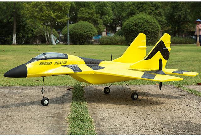 Máy bay điều khiển từ xa cánh bằng chiến đâu Mig 29_2