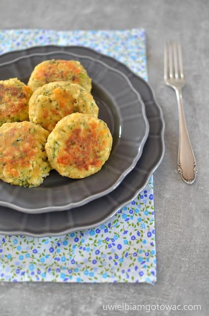 Kotleciki z jajek i brokuła