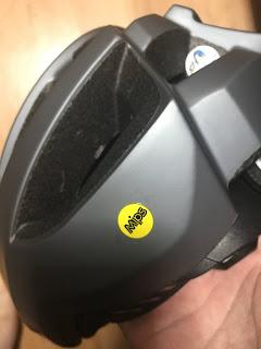 MIPS仕様のヘルメット