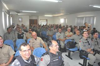 9º BPM realiza formatura militar e anuncia instalação da 1ª Companhia em Picuí