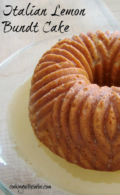 This rich bundt cake is flavored with the perfect mix of lemon and honey.  Top it with the caramelized honey glaze for an extra special treat.