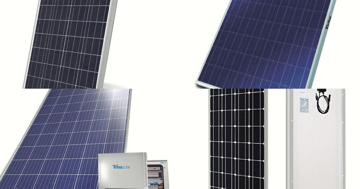 Best Solar Panels in India for 2019 – Buy Solar Panels for