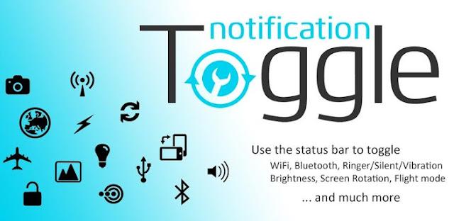 Notification Toggle v3.5.8 Apk Miki