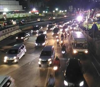 Inilah Poin Penting Soal Pelarangan Motor di Jalan Rasuna Said Sudirman