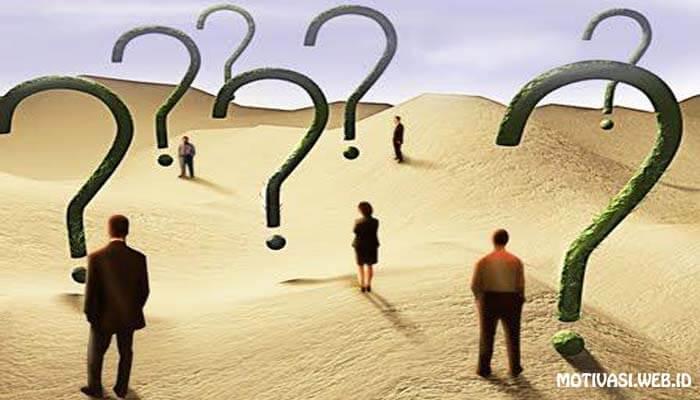 Benarkah ada 4 Tipe Manusia dalam menghadapi Tekanan Hidup?